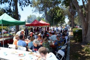 MVNA Potluck Block Party